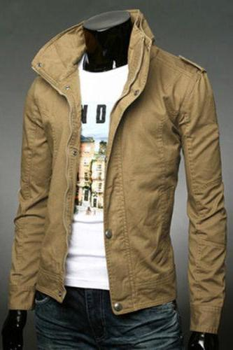 Men'S Fashion Casual Coats Jackets